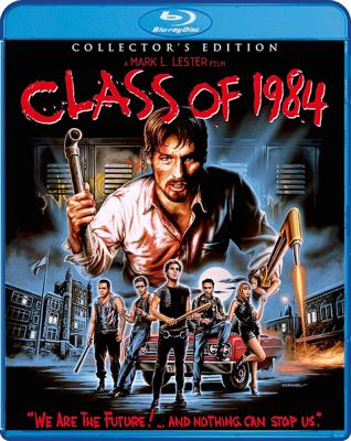 Класс 1984 / Class of 1984 (1982) BDRemux 1080p