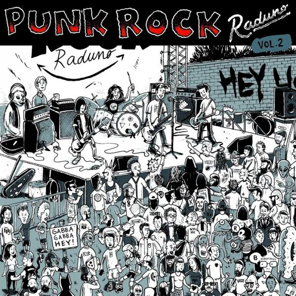 Va Punk Rock Raduno Vol 2  (2017) Fih