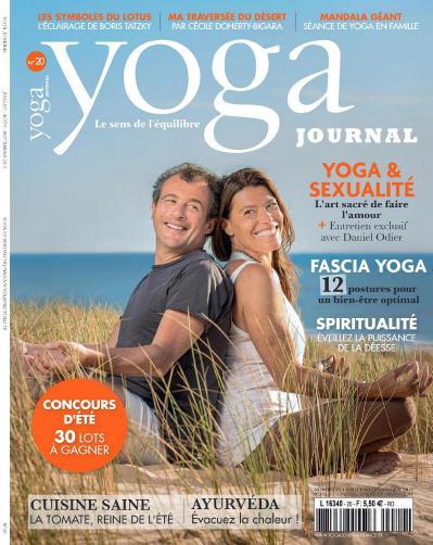 Yoga Journal N 20  Juillet Septembre (2019)