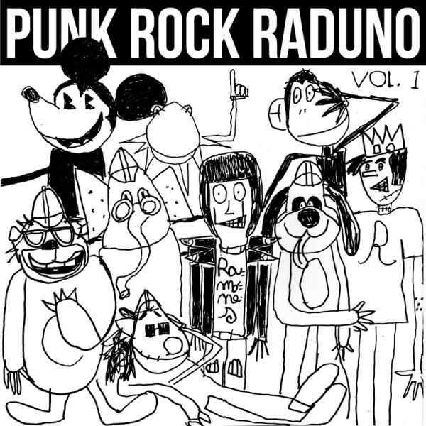 Va Punk Rock Raduno Vol 1  (2017) Fih
