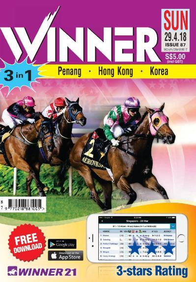 Winner   April 27 (2018)