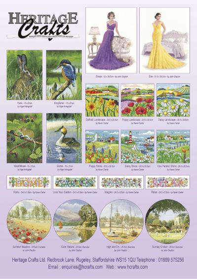 The World of Cross Stitching   September (2019)