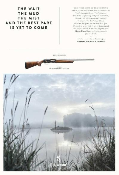 Shooting Times & & Country   12 September (2018)