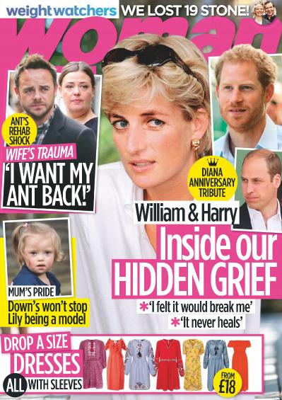Woman UK  3 July (2017)