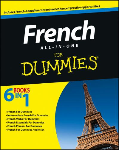 French All in One For Dummies