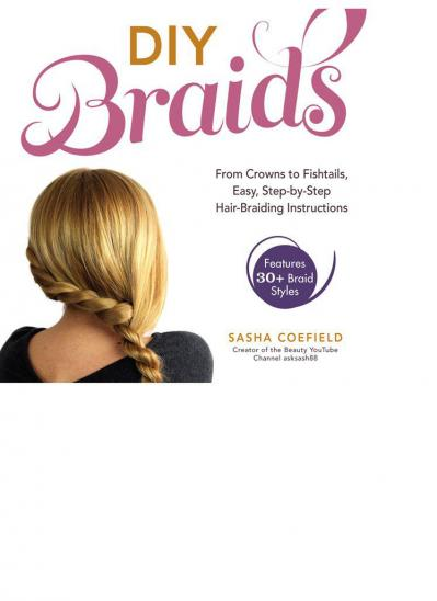 Diy Braids   From Crowns To Fishtails Easy Step by step Hair Braiding Instructions