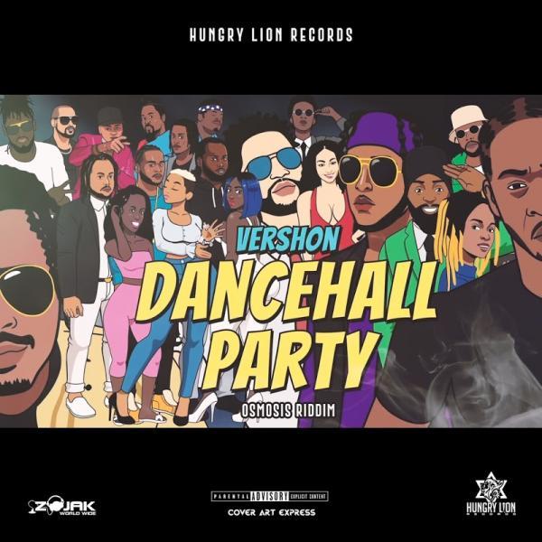Vershon Dancehall Party  (2019) Jah
