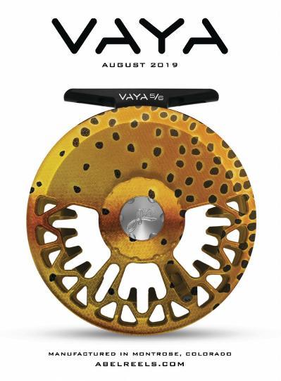 Fly Fisherman  August September (2019)