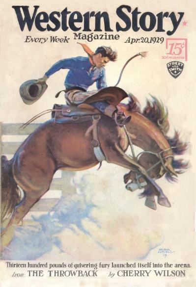 Western Story Magazine   20 April (1929)