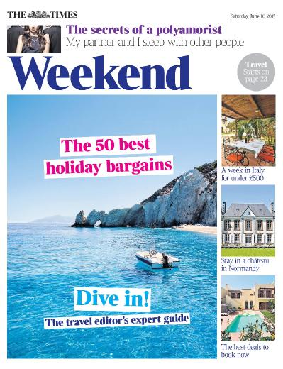 The Times Weekend  10 June (2017)