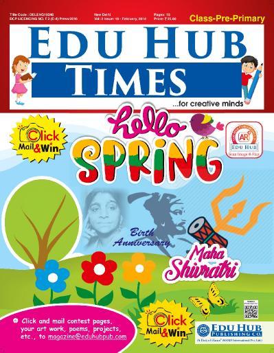 Edu Hub Times  February (2018)