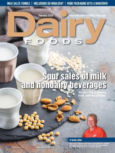 Dairy Foods   February (2019)