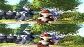 Без черных полос (на весь экран) Волки и Овцы: Ход свиньёй 3D ( by Amstaff) Вертикальная анаморфная стереопара