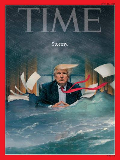 Time International Edition   April 23 (2018)