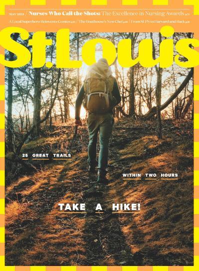 St Louis Magazine   June (2018)