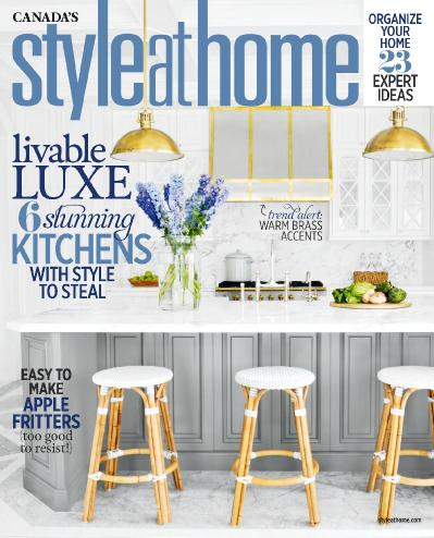 Style at Home Canada  March (2018)