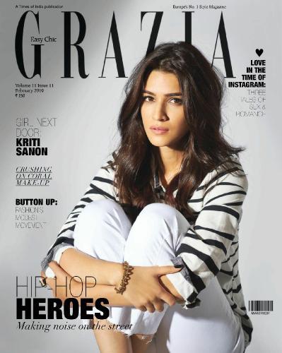Grazia India   February (2019)