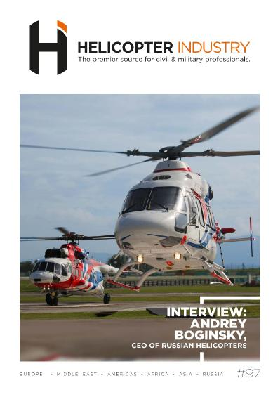 Helicopter industry  Issue 97 (2019)