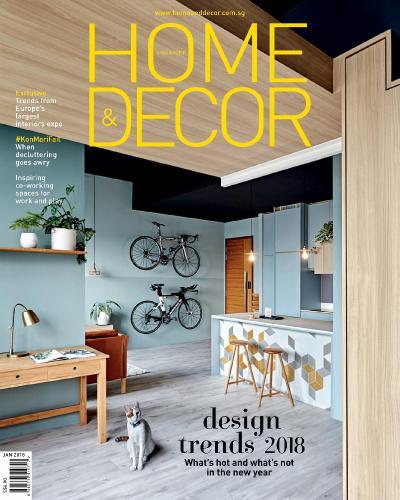 Home & & Decor  January (2018)