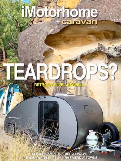 iMotorhome  Caravan  July (2019)