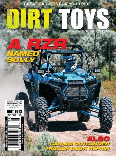 Dirt Toys  August (2019)