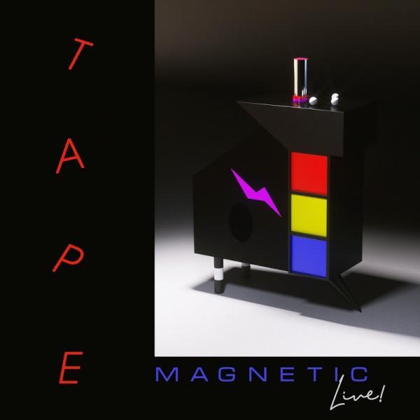 Ultramajic Tape Magnetic Live Lvx039  (2019) Mohawk