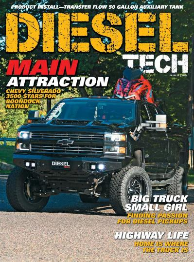Diesel Tech  August (2019)