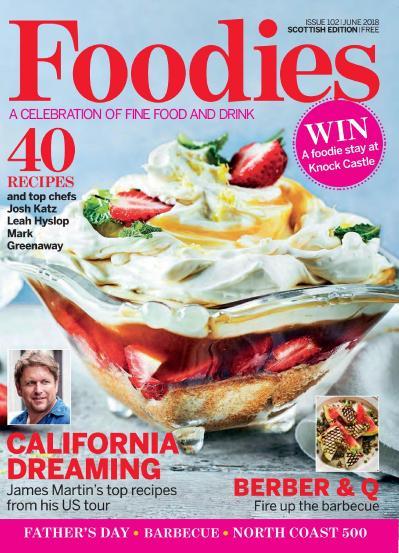 Foodies Magazine   June (2018)