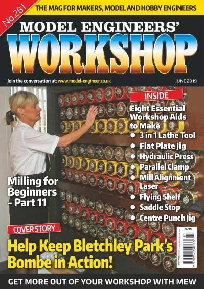 Model Engineers ' Workshop   June (2019)