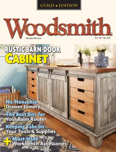 Woodsmith Magazine   June July (2018)