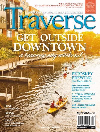 Traverse Northern Michigan s  September (2017)