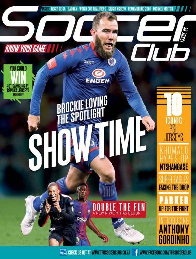 Soccer Club  November (2017)