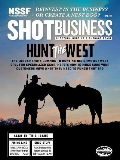 Shot Business   August September (2019)