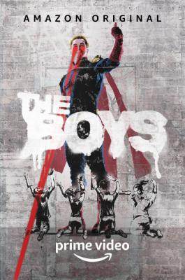 Пацаны / The Boys [Сезон: 1] (2019) WEBRip 720p   Kerob