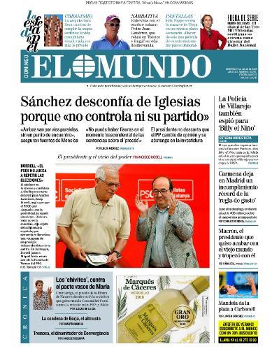 El Mundo   14 07 (2019)