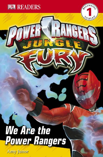 Disney Power Rangers Jungle Fury We Are The Power Rangers