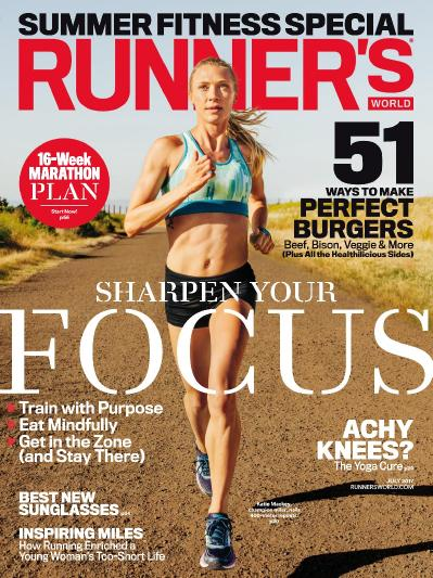 Runner s World USA  July (2017)