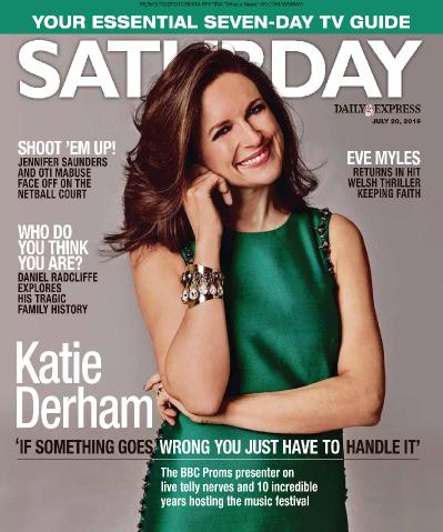 Saturday Magazine   20 07 (2019)