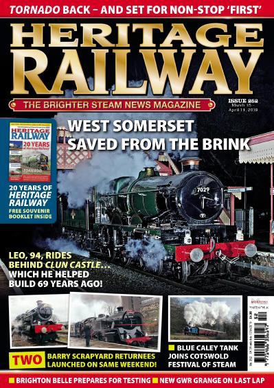 Heritage Railway   March 15 (2019)