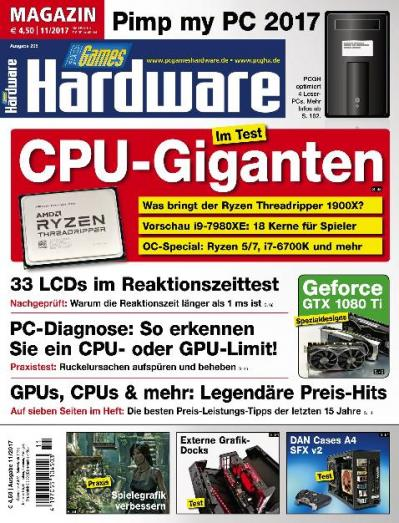 PC Games Hardware  November (2017)