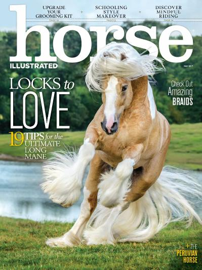 Horse Illustrated   May (2017)