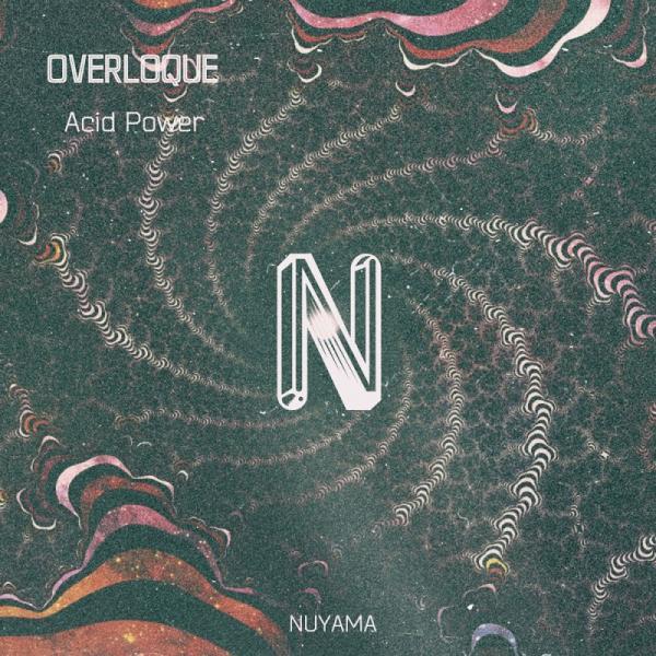 Overloque Acid Power NUYAMA033 SINGLE  2019