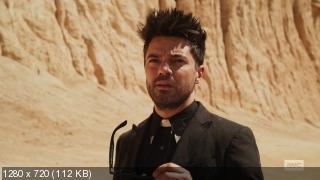 Проповедник / Preacher [Сезон: 4] (2019) WEBRip 720p | Kerob