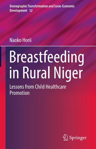 Breastfeeding in Rural Niger