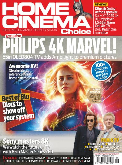Home Cinema Choice   August (2019)