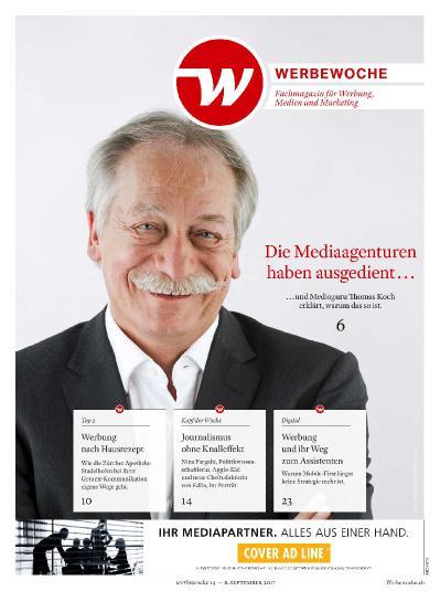 Werbewoche  8 September (2017)
