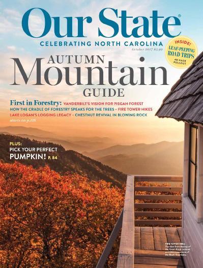 Our State Celebrating North Carolina  October (2017)