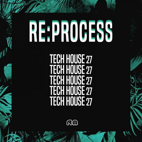 VA ReProcess   Tech House Vol 27 RMCOMP879  2019