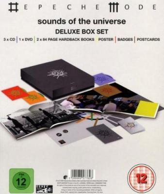 Depeche Mode - Sounds of the Universe [3CD Deluxe Box Set] (2009) FLAC