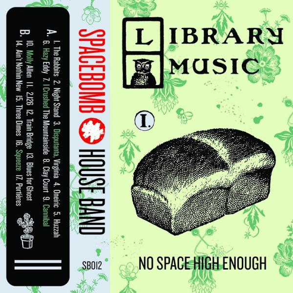 Spacebomb House Band Library Music I No Space High  2018